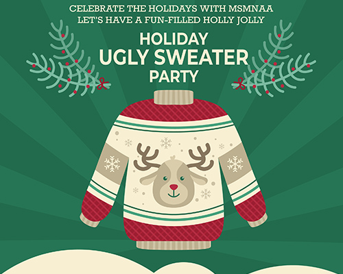 MSMNAA Ugly Sweater Holiday Party