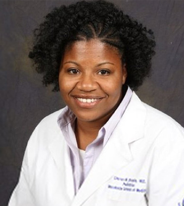 Chevon Brooks, M.D., FAAP