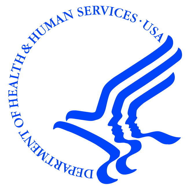Department of Human and Health Services logo